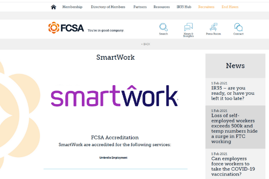 What is FCSA and Why Our Accreditation is Important? | SmartWork